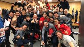 Севілья подякувала Манчестер Юнайтед за протистояння