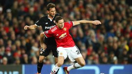 Матич прокомментировал вылет Манчестер Юнайтед из Лиги чемпионов