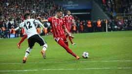Бешикташ – Баварія – 1:3 – відео голів та огляд матчу