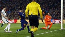 Барселона – Челсі: нещадний тролінг Куртуа через принизливі голи Мессі