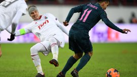Атлетіко на виїзді розтрощив Локомотив і пройшов до 1/4 фіналу Ліги Європи