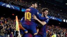 УЕФА назвал символическую сборную недели в Лиге чемпионов