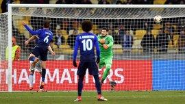 Динамо – Лаціо: Лукас Лейва відкрив рахунок після помилки Бойка на виході