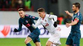 Локомотив–Атлетико–1:5 – видео голов и обзор матча