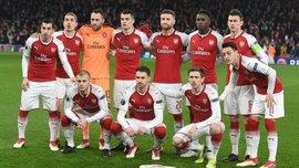 Арсенал вперше за 8 років вийшов у 1/4 фіналу єврокубка