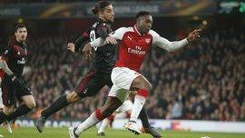 Арсенал – Милан: арбитр назначил спорный пенальти за фол против Уэлбека