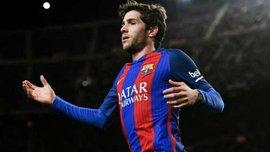 Серхі Роберто: Барселоні довелось спітніти