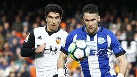 Валенсия – Алавес – 3:1 – видео голов и обзор матча