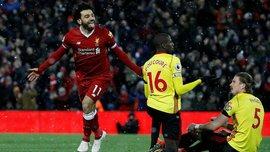 Ливерпуль – Уотфорд – 5:0 – видео голов и обзор матча