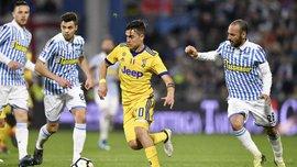 СПАЛ – Ювентус – 0:0 – видеообзор матча