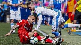 Леганес – Севилья – 2:1 – видео голов и обзор матча