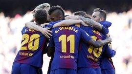 Барселона – Атлетик – 2:0 – видео голов и обзор матча