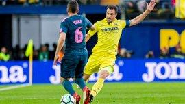 Вильярреал – Атлетико – 2:1 – видео голов и обзор матча