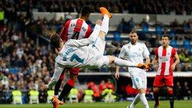 Реал – Жирона – 6:3 – відео голів та огляд матчу