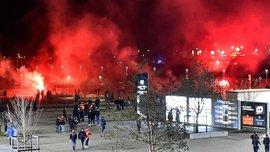 Ліон – ЦСКА: УЄФА відкрив справу проти французького клубу через поведінку фанатів