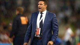 Окон уволен с поста главного тренера Сентрал Кост Маринерс после 10 побед за полтора года