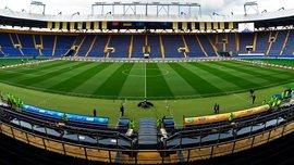 Матч Лиги наций Украина – Чехия состоится в Харькове