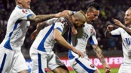 Соперник Украины в Лиге наций Словакия сыграет в Кубке короля Таиланда и против Нидерландов