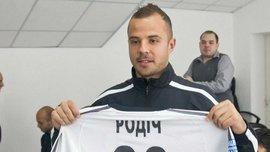 Арсенал-Киев внес в заявку опытного хорватского форварда