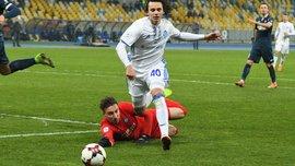Шапаренко не сыграет за молодежку из-за проблем с визой