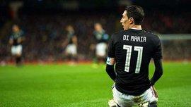 Ді Марія зазнав ушкодження у матчі проти Італії