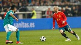 Давид Силва покинул сборную Испании по личным причинам