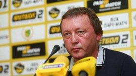 Шаран: В украинском футболе нет справедливости, все решает один человек