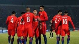 Швеция – Чили – 1:2 – видео голов и обзор матча
