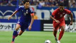 Капитан сборной Японии Хасебе: Против Украины покажем хороший футбол
