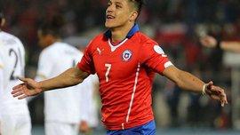 Санчес встановив рекорд за кількістю матчів за збірну Чилі