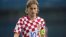 Модрич, Манджукич и еще 4 футболиста покинули расположение сборной Хорватии