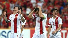 У Китаї хочуть заборонити татуювання для футболістів