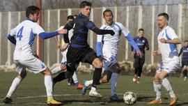 Черноморец сыграл вничью с Динамо-Авто
