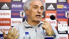 Халилходжич: Несправедливо, что Украина не будет играть на ЧМ-2018