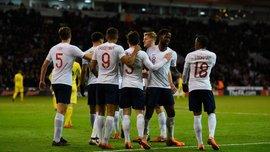 Англія – Італія – 1:1 – відео голів і огляд матчу