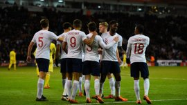 Англия – Италия – 1:1 – видео голов и обзор матча