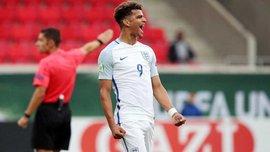 Англия U-21 – Украина U-21 – 2:1 – видео голов