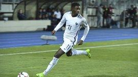 Дембеле оскорбили на почве расизма в матче против России, – AFP