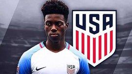 Син Джорджа Веа дебютував за збірну США