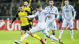 Боруссия Дортмунд планирует подписать защитника Аталанты