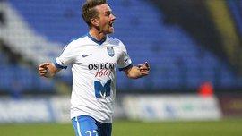 Украинский полузащитник Лепа отметился голом в чемпионате Хорватии