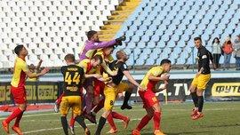 Зірка – Олександрія – 0:0 – відеоогляд матчу