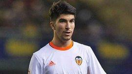 Реал решил приобрести хавбека Валенсии Солера