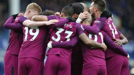 Эвертон – Манчестер Сити – 1:3 – видео голов и обзор матча