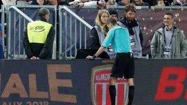 Монако – ПСЖ: арбітр призначив пенальті для парижан після допомоги VAR