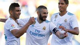 Лас-Пальмас–Реал– 0:3 – відео голів та огляд матчу