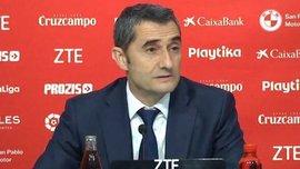 Вальверде: Барселоне надо демонстрировать характер до конца чемпионата