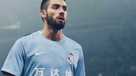 Феррейра Карраско забил дебютный гол в Китае