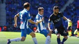 Эспаньол – Алавес – 0:0 – видеообзор матча