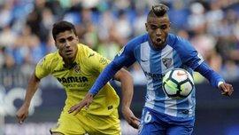 Малага – Вильярреал – 1:0 – видео гола и обзор матча
